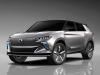 SsangYong Motors Deutschland e-SIV Front