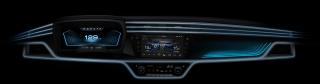 SsangYong Motors Deutschland Korando Innenansicht 1