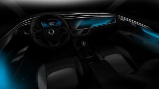 SsangYong Motors Deutschland Korando Innenansicht 2