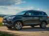 SsangYong Motors Deutschland Rexton Seitenansicht
