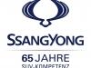 SsangYong Motors Deutschland Jubilaeumslogo