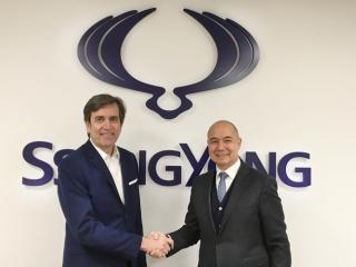 SsangYong Papadopoulos Associates