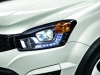 Ssangyong Korando 2014 Grand White