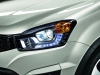 Ssangyong Korando 2014 Pearl White Lily