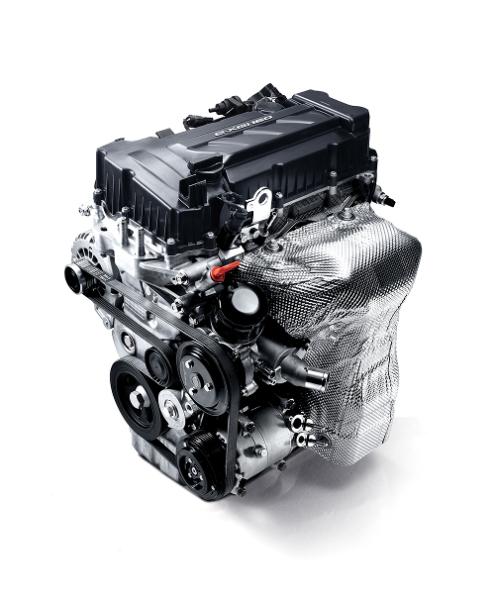 SsangYong TIVOLI Benzinmotor