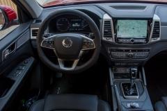 SsangYong Motors Deutschland Musso Dashboard 3