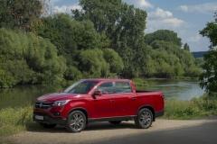 SsangYong Motors Deutschland Musso Umgebung