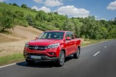 SsangYong Motors Deutschland Musso dynamisch 3