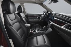 SsangYong Motors Deutschland Neuer Korando Interieur