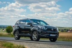 SsangYong Motors Deutschland Rexton Frontansicht 2