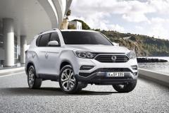 SsangYong Motors Deutschland Rexton Noblesse Front