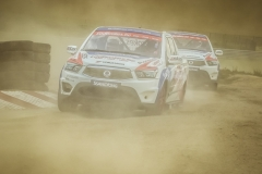 SsangYong Actyon Sports Rallycross Cup in Buxtehude