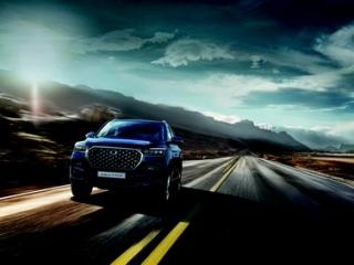 SsangYong Motors Deutschland Rexton 2021 Frontansicht 3