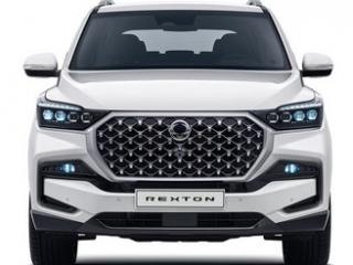 SsangYong Motors Deutschland Rexton 2021 Frontansicht