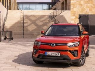 SsangYong_Motors_Deutschland_Tivoli_Frontansicht_72dpi