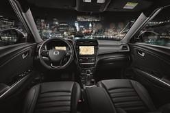 SsangYong Motors Deutschland Tivoli Grand Innenansicht