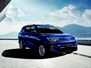 SsangYong_Motors_Deutschland_Tivoli_Grand_Frontansicht